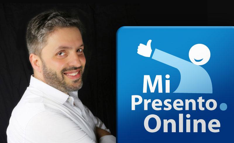 mi presento online presentazione personal branding Pietro Galeoto